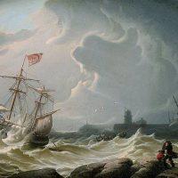 Рыбаки обнаружили якорь «плавучего Эльдорадо» – судна Merchant Royal