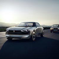 Peugeot E-Legend — звезда Женевского автосалона