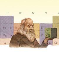 Периодической системе химических элементов Менделеева 150 лет