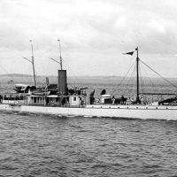 USS Vesuvius Корабль с пневматической пушкой