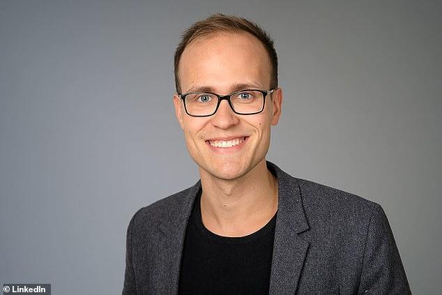 Главный специалист по управлению даннымии информационными объектами Эстонии Отт Велсберг