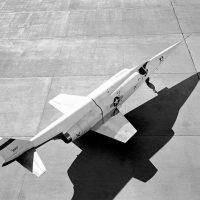 Douglas X-3 Stiletto — самый острый самолет в истории