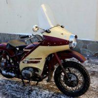 Мотоцикл особого назначения М-100
