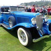 История выдающейся автомобильной марки Auburn