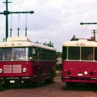 Гиробус — экологически чистый транспорт из прошлого