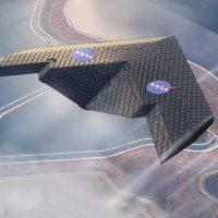 Американские специалисты разработали уникальный концепт модульного крыла