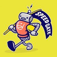 Speedgate — первый вид спорта, созданный искусственным интеллектом
