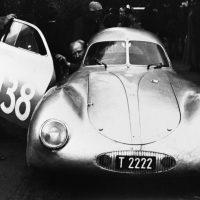 Porsche Type 64 — первый автомобиль компании Porsche AG