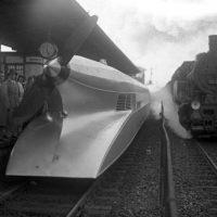 Schienenzeppelin — поезд на пропеллерной тяге