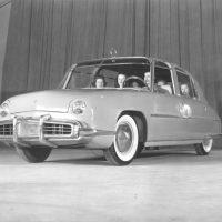 Beechcraft Plainsman — первый гибридный автомобиль