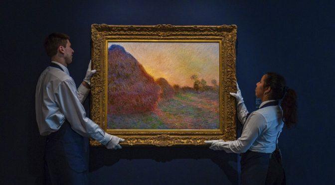 Стог сена: самая дорогая картина Клода Моне