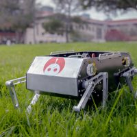 Робот Stanford Doggo: сделай сам
