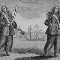 Энн Бонни — самая знаменитая женщина-пират