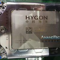 Hygon Dhyana — китайская версия AMD Zen