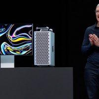 Apple показали новый Mac Pro