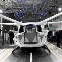 Skai — летательный аппарат на водородных топливных элементах