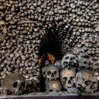 Костёл Всех Святых: необычная костница в Седлеце