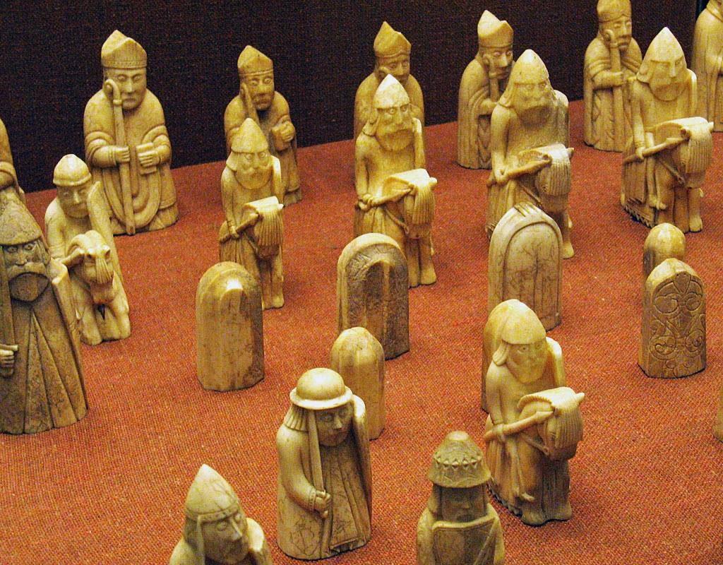 Шахматы острова Льюис