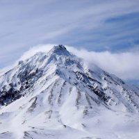 На Камчатке пробудился вулкан Большая Удина