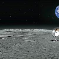 «Snoopy»: учёные нашли лунный модуль, потерянный в 1969 году