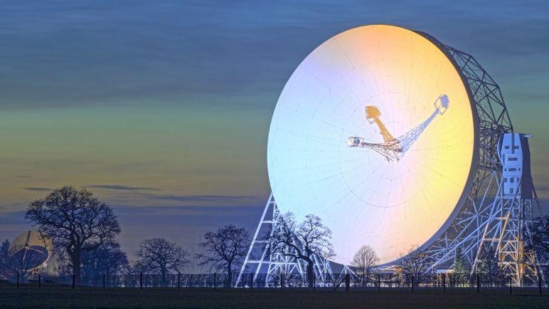 Обсерватория Джодрелл-Бэнк стала объектом Всемирного наследия UNESCO