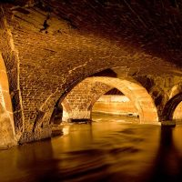 Самые известные реки, закованные в бетон
