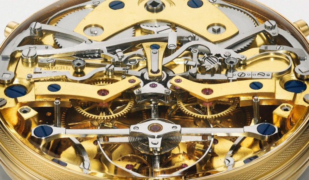 Часы Space Traveller Джорджа Дэниэлса продали за $4500000