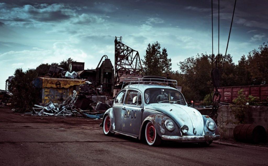 Volkswagen прекратил производство легендарного Volkswagen Beetle