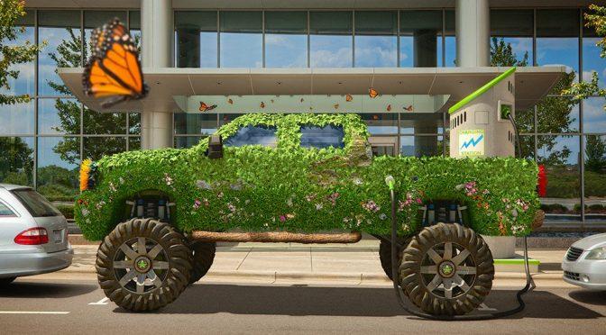 Как сделать автомобили более экологичными? 🍃