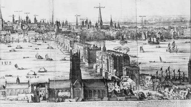 Самые знаменитые мосты Лондона (часть 1)