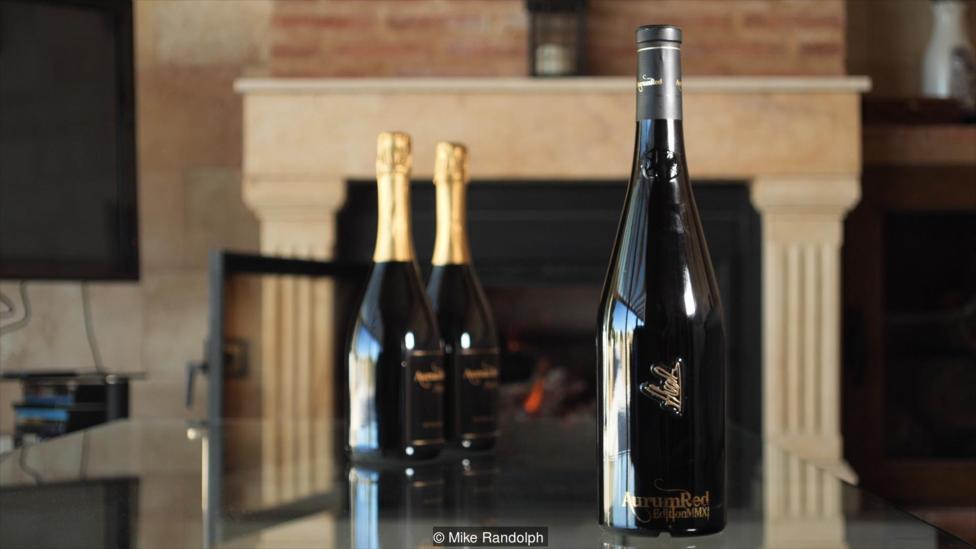 AurumRed Gold – самое дорогое вино в мире