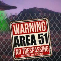 ? Зона 51: истина где-то рядом ?