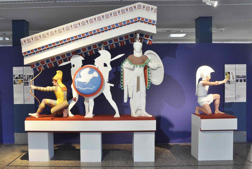 «Bunte Götter»: как на самом деле выглядели античные скульптуры?