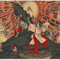 Самые необычные императоры Японии (часть 2)