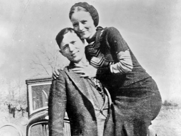 Бонни и Клайд: история банды Бэрроу