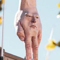 Квази – жуткая скульптура от Ронни ван Хаута