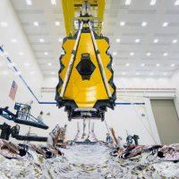 В NASA завершили строительство телескопа James Webb