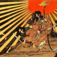 Самые необычные императоры Японии (часть 1)