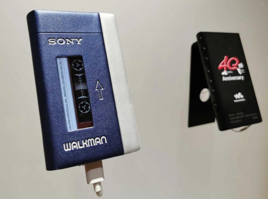 Юбилейный аудиоплеер Sony NW-A100TPS Walkman