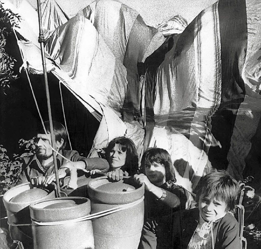 «Шар свободы»: побег из ГДР на воздушном шаре (часть 2)