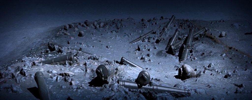 Галеон «Сан-Хосе»: Святой Грааль затонувших кораблей
