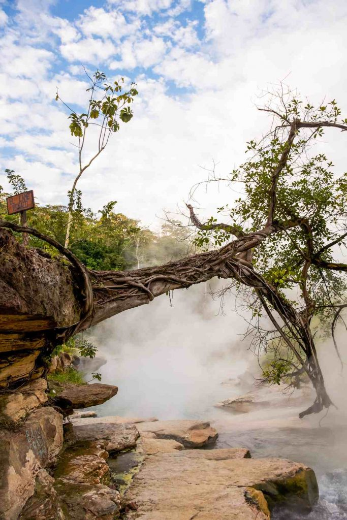 Шанай-Тимпишка – кипящая река Амазонии