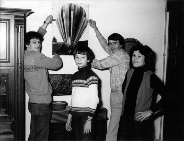 «Шар свободы»: побег из ГДР на воздушном шаре (часть 1)