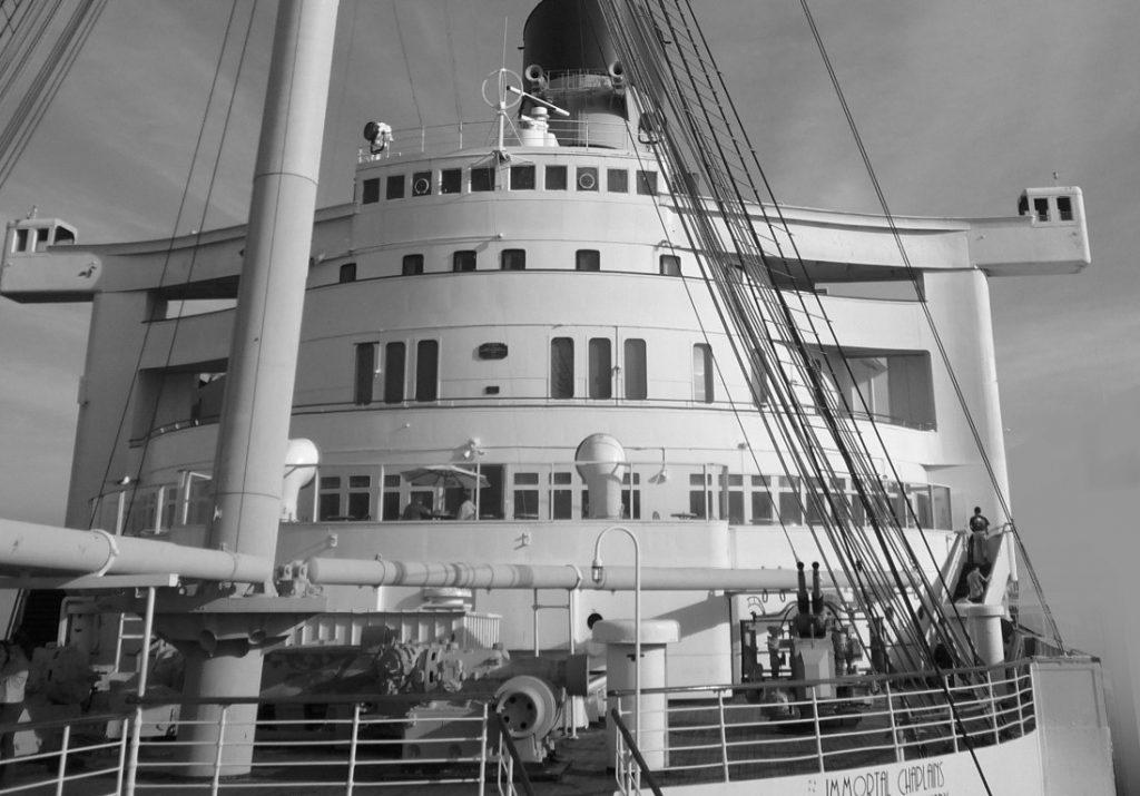 Queen Mary: история трансатлантического лайнера