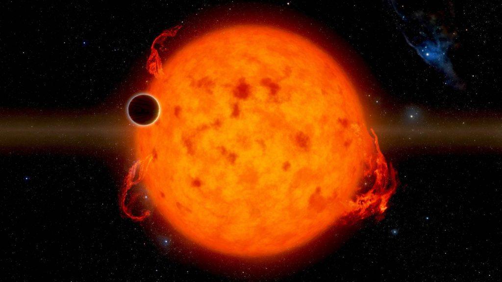 Учёные обнаружили воду в атмосфере экзопланеты K2-18b