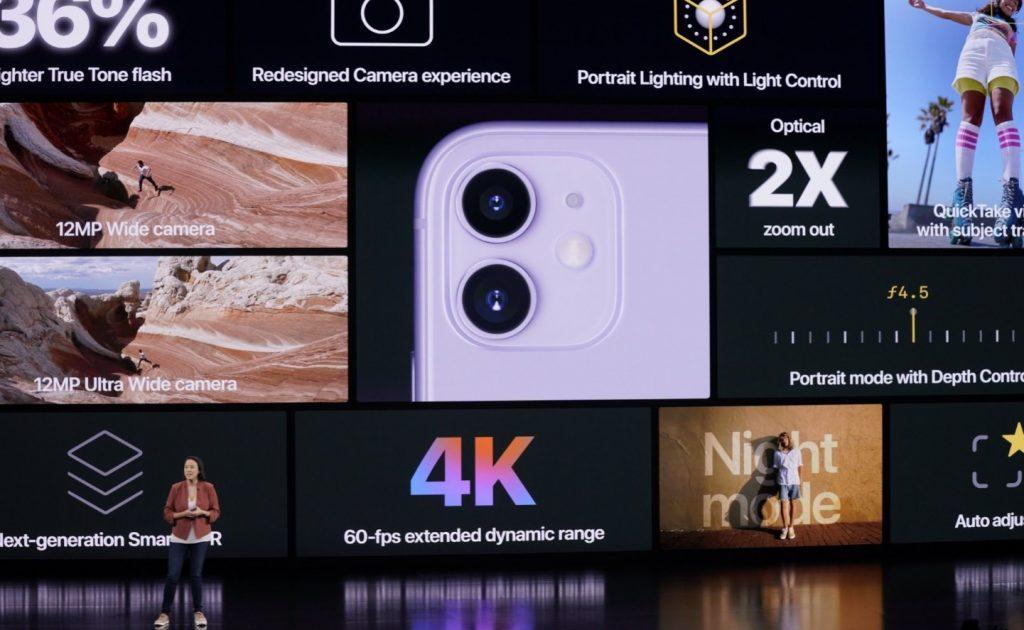 Новинки от Apple: iPhone 11, iPhone 11 Pro и Pro Max