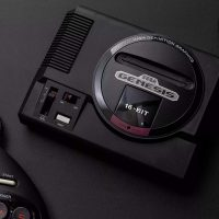 Ретро-консоль Sega Genesis Mini ?