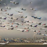 Самый большой по площади аэропорт в мире