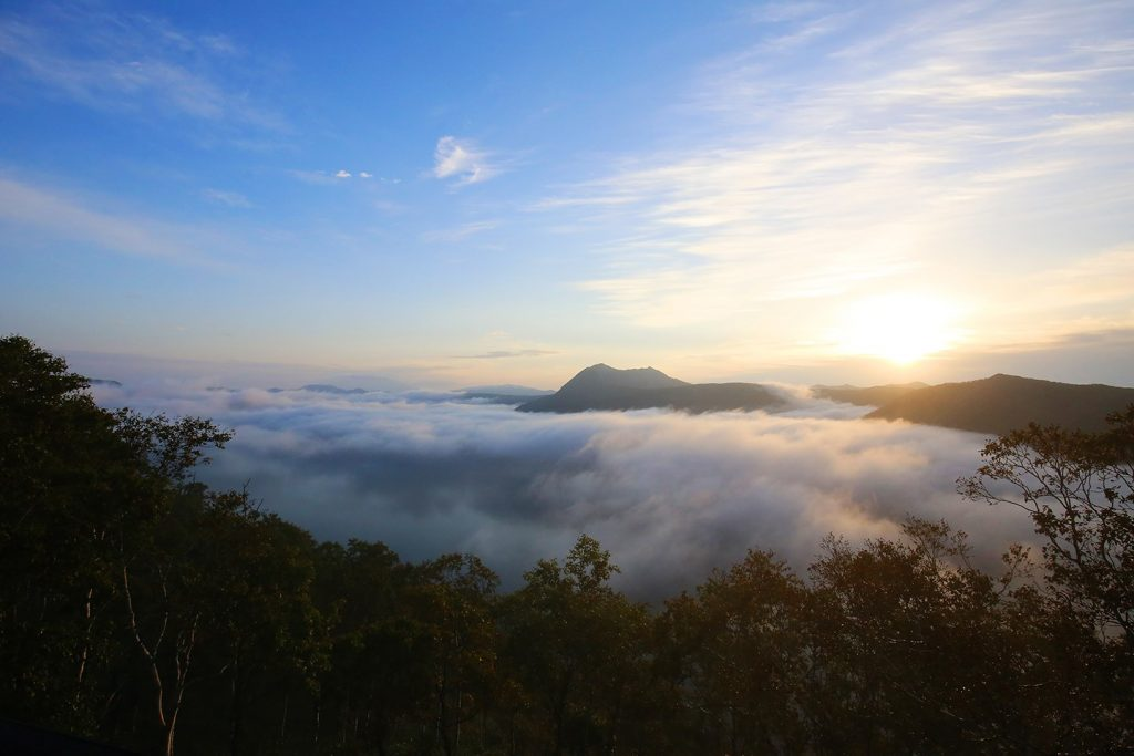Масю-ко: самое чистое озеро Японии