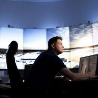 Первый в мире аэропорт с полностью виртуальным командно-диспетчерским пунктом